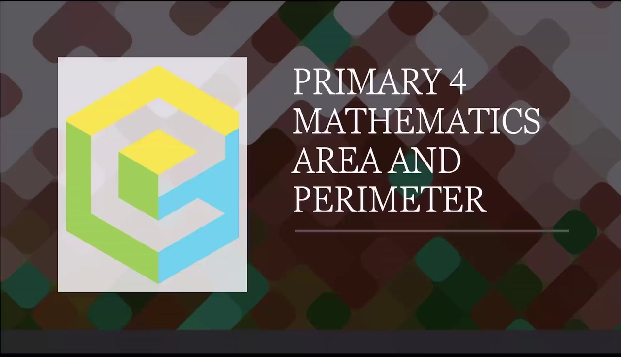 Primary 4 Maths (Area and Perimeter)
