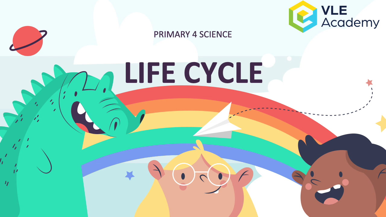 Primary 4 Science (Life cycle)